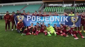 Nedim Hadžić sa četiri gola donio Sarajevu novi trofej