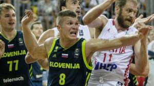 Edo Murić ponovo poslao poruku navijačima Partizana