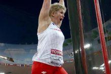 Anita Wlodarczyk zlatna u bacanju kladiva