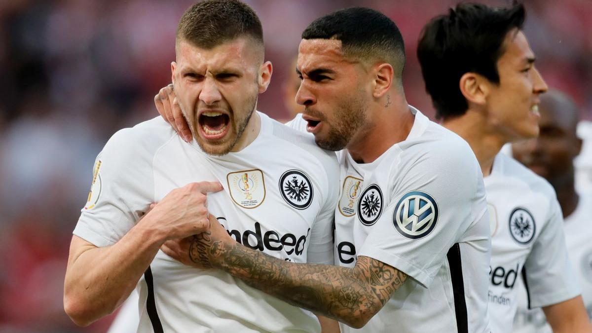 Rebić 'zapalio' Frankfurt, Kovač se nasmijao Bayernu u lice!