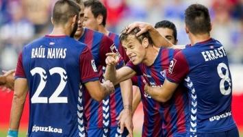 Eibar slavio protiv Gijona, Hajrović ne mijenja navike