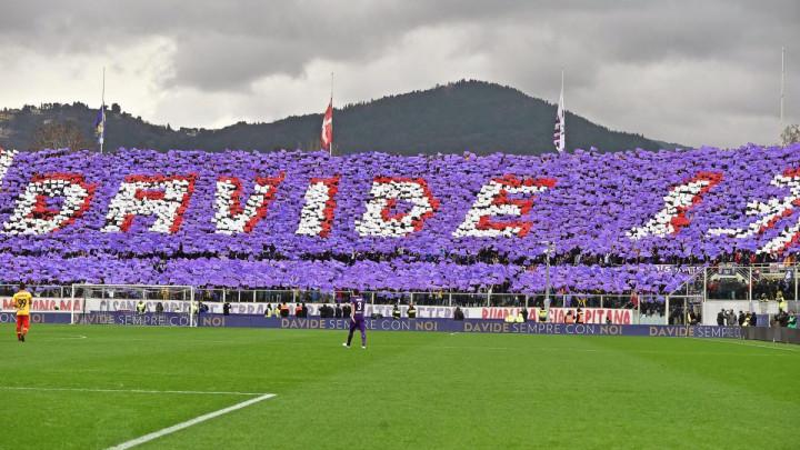 Fiorentina porodici Davidea Astorija donirala 1.5 miliona eura