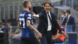 Šta je Simone Inzaghi rekao igračima Intera nakon poraza od Reala?