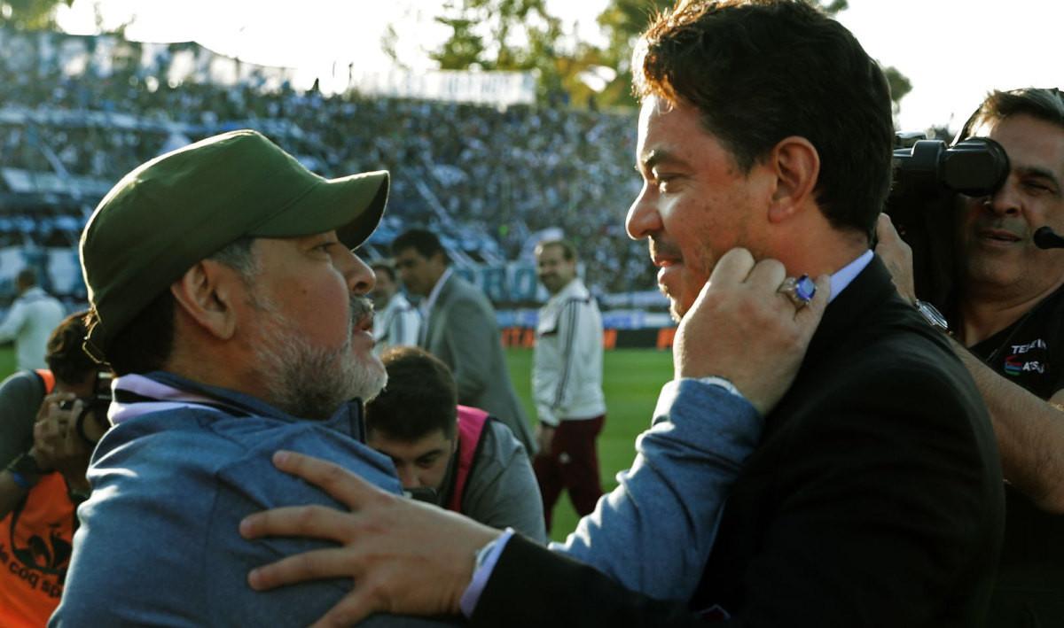 Trener River Platea po prvi put komentarisao glasine o preuzimanju Barcelone