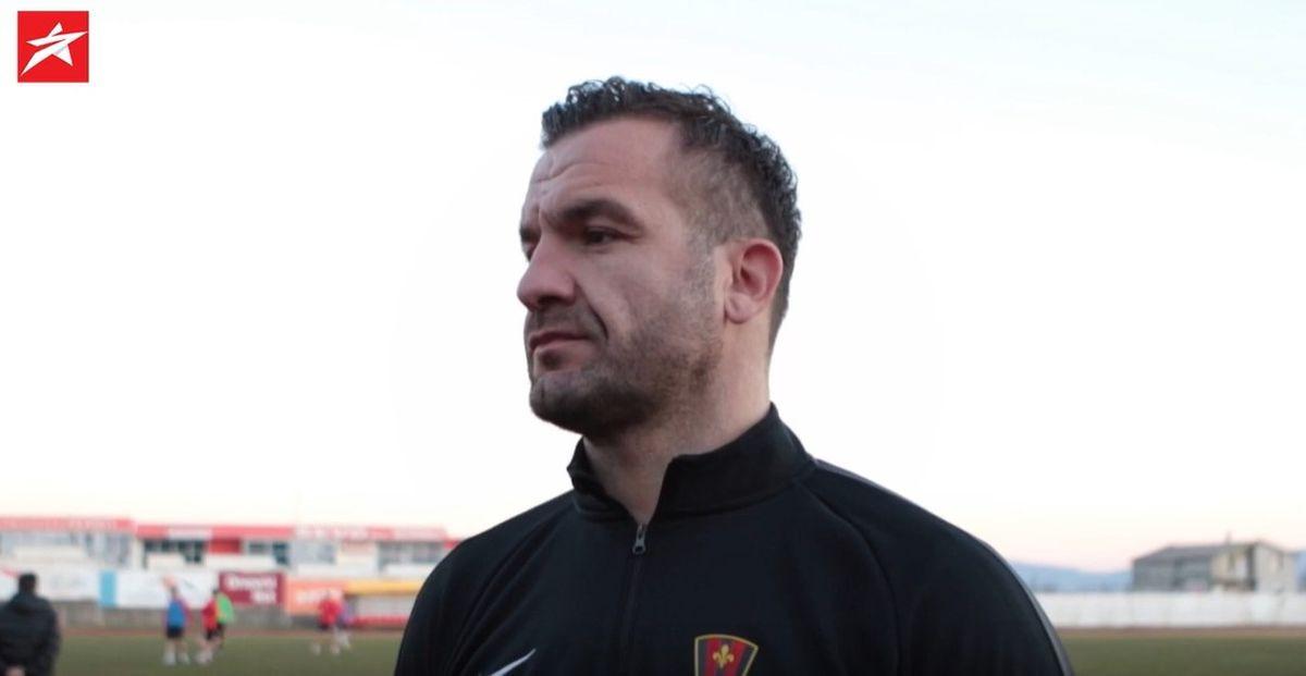 Nurković: Zadovoljan sam ovim dijelom priprema, u drugom dijelu sezone je borba do kraja