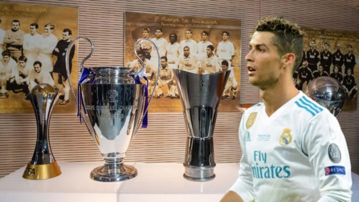 Kao da nije igrao za njih: Real Madrid uklonio svaki trag o Cristianu Ronaldu na zvaničnoj stranici