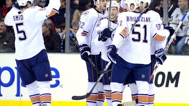 Oilersi minimalno protiv San Jose Sharksa