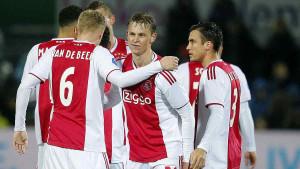 Ajax dominirao, dvojica zabila hat-trick, gol razlika +50