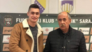 Tarik Abdulahović karijeru nastavlja u Olimpiku