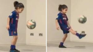 Šestogodišnje čudo od djeteta: Ima mišiće kao odrastao čovjek, a s loptom čini čuda