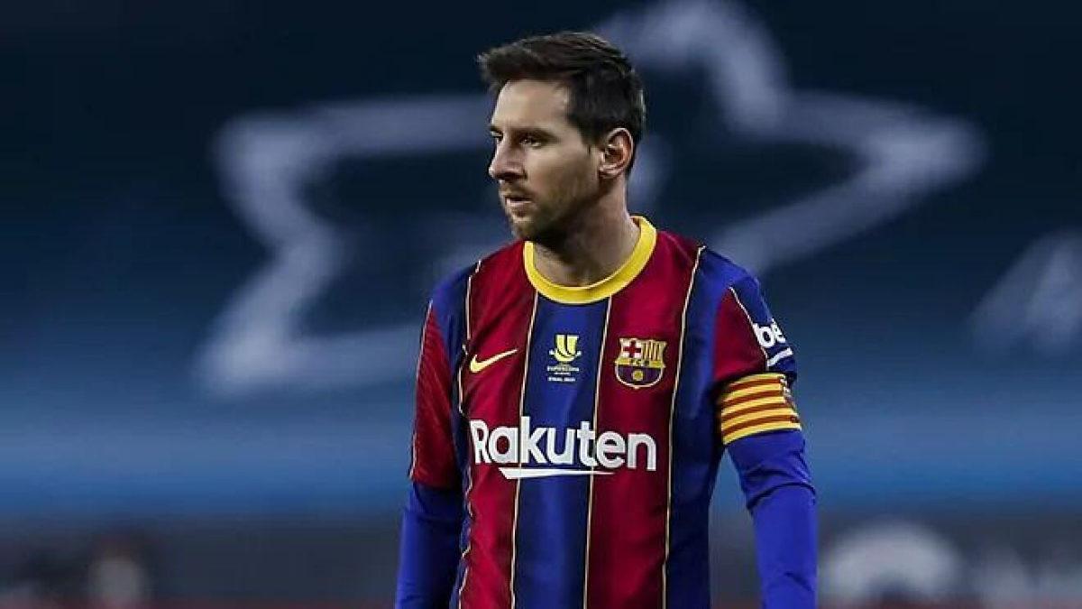 Lionel Messi napustio Barcelonu!