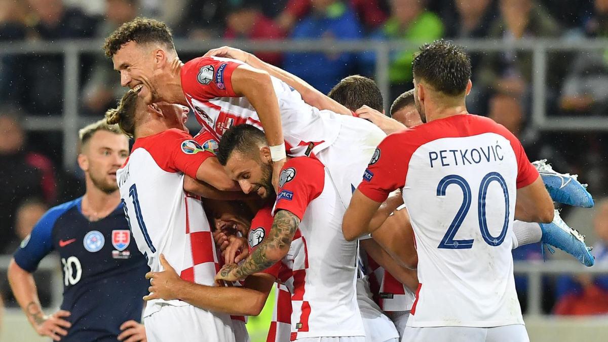 Hrvatska na Rujevici proslavila novi odlazak na Evropsko prvenstvo