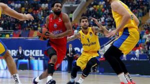 CSKA savladao Maccabi