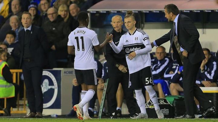 Iz škole pravo na stadion: Prvo uradio kontrolni, pa debitovao za Fulham!