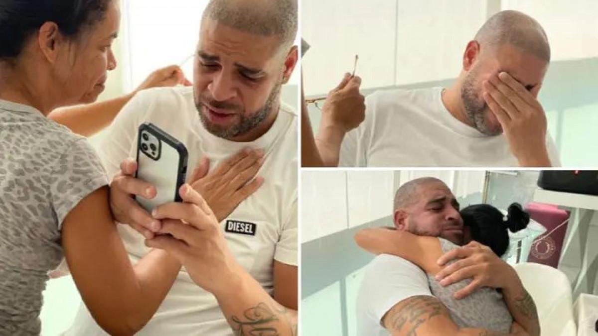 Adriano zaplakao kada je dobio vijesti koje čeka cijeli život