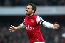 Cazorla izabrao najbolji tim Arsenala svih vremena