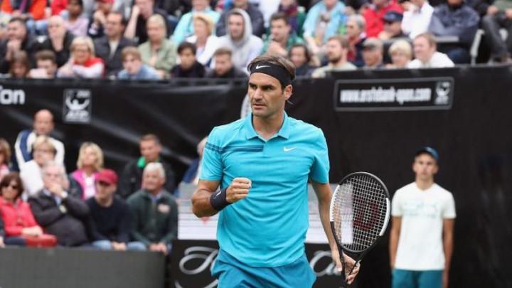 Federer danas došao do 98. ATP naslova u karijeri!