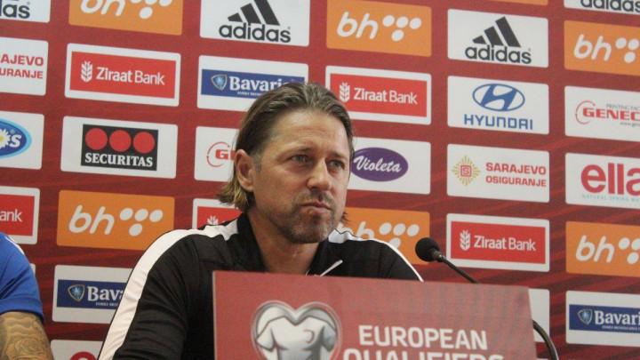Selektor Lihtenštajna: Igranje protiv Bosne i Hercegovine će biti izazov