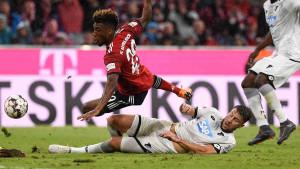 Bičakčić propušta okršaj sa Bayernom