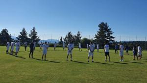 Na treningu Tuzla Cityja minuta šutnje za žrtve Srebrenice