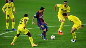Lionel Messi završio 'rat': Prihvatam odgovornost za svoje greške