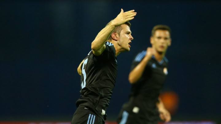 Dinamo se džentlmenski oprostio od Hodžića