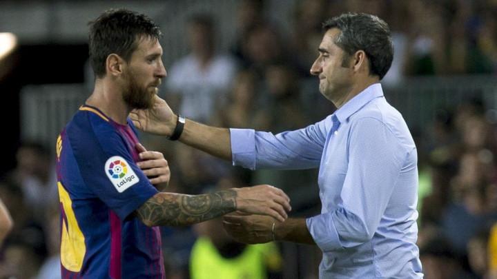 Valverde: Svaka čast Modriću, ali Messi je najbolji na svijetu