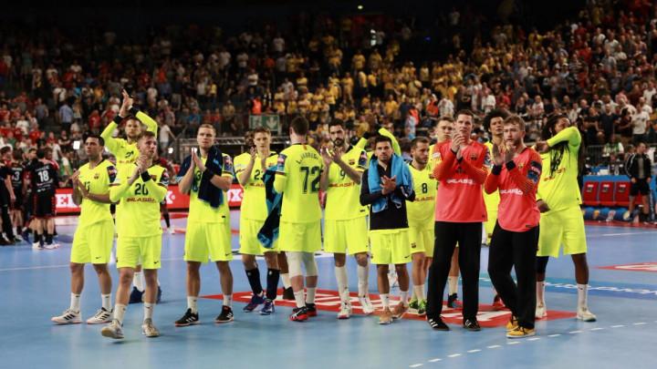 Barcelona u jako efikasnoj utakmici savladala Vive Kielce i osvojila treće mjesto