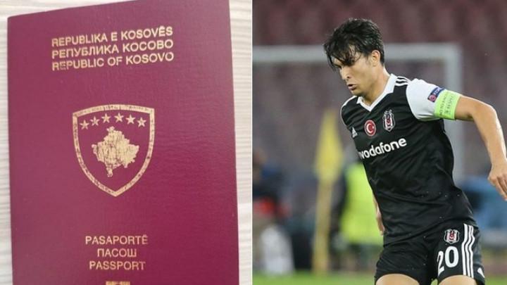 Kapiten Bešiktaša prelomio: Nastupat će za Kosovo