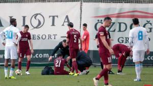 Dobre vijesti za FK Sarajevo: Ljuban Crepulja ipak lakše povrijeđen