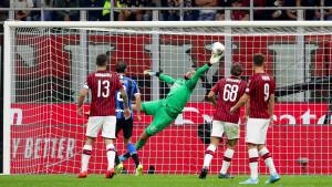 Inter potpuno nadigrao Milan u derbiju i zasluženo stigao do pobjede