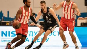 Zvezda nakon drame dobila Partizan