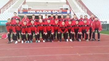 Jedinstvo remiziralo sa drugim timom Hajduka