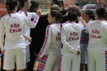 Košarkašice Čelika u Areni ubjedljive protiv Željezničara