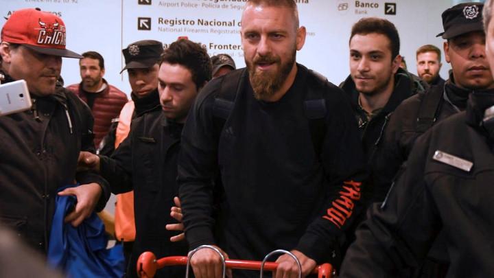 De Rossi otkrio koji klub želi voditi kao trener