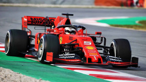 Prva testiranja novih bolida na stazi: Ferrari ubjedljivo najbrži