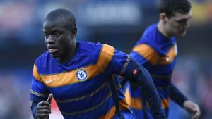 Briga za Sarrija: Chelsea bez Kantea protiv Eintrachta