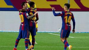 Barcelona uništila Villarreal za poluvrijeme, Miralem Pjanić debitovao u La Ligi