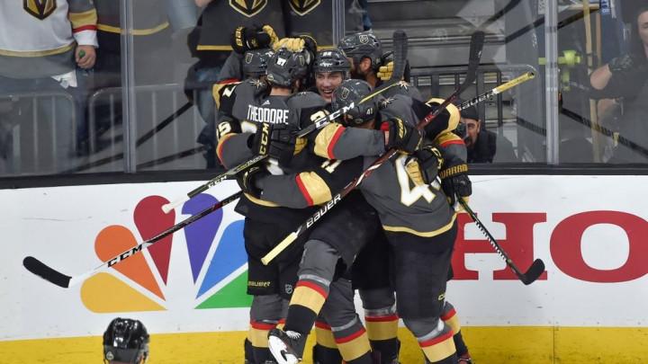 Vegas Golden Knightsi poveli u finalnoj seriji protiv Washington Capitalsa