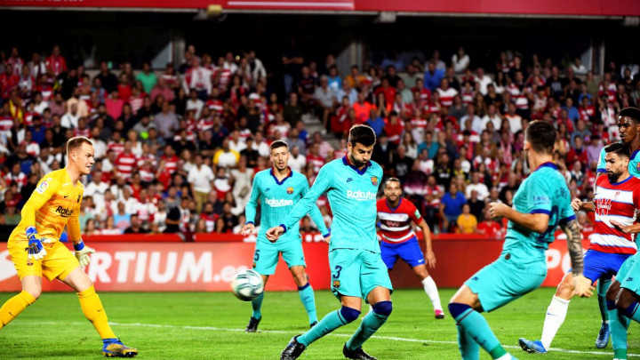 Očajna Barcelona izgubila u Granadi, Valverdeu se trese stolica