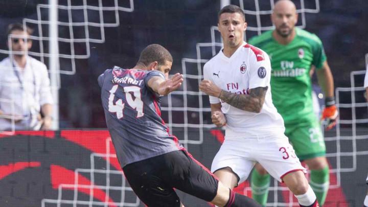 Krunić i protiv Juventusa od prve minute?