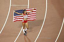 Novo zlato za Amerikanku Allyson Felix