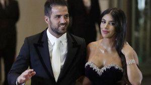 Cesc Fabregas zaprosio dugogodišnju djevojku