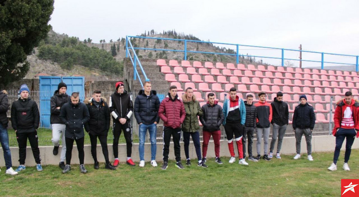 Nogometaši HNK Čapljina počeli s pripremama