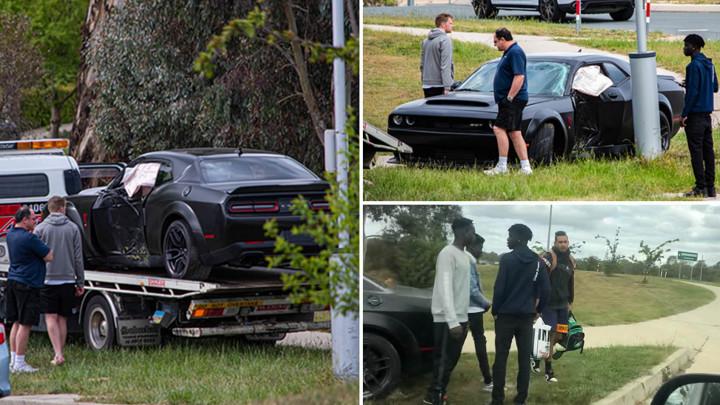 Kyrgios prije par dana slupao auto od 300.000 dolara, pa odlučio da završi sezonu