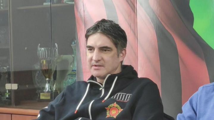 Mulaomerović pred derbi: Vodimo dvije bitke, biće teško