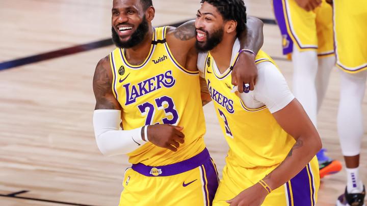 Lakersi će u čast Kobea Bryanta nositi posebne dresove u mečevima doigravanja