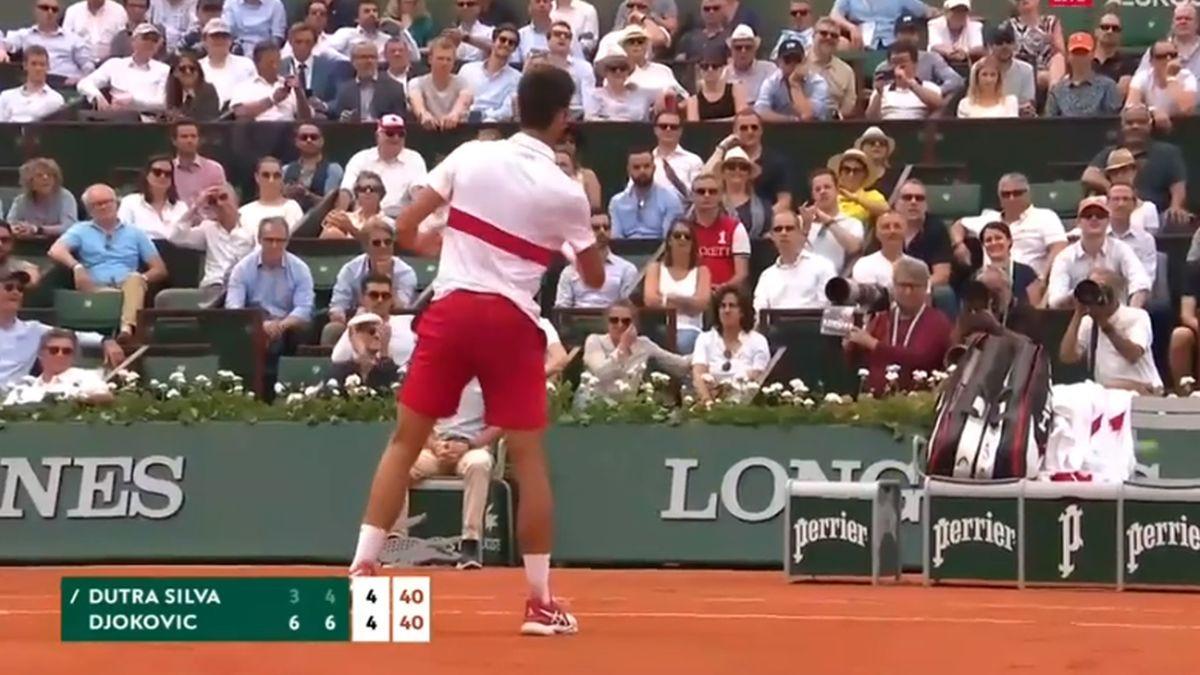 Đoković zamalo diskvalifikovan sa Roland Garrosa