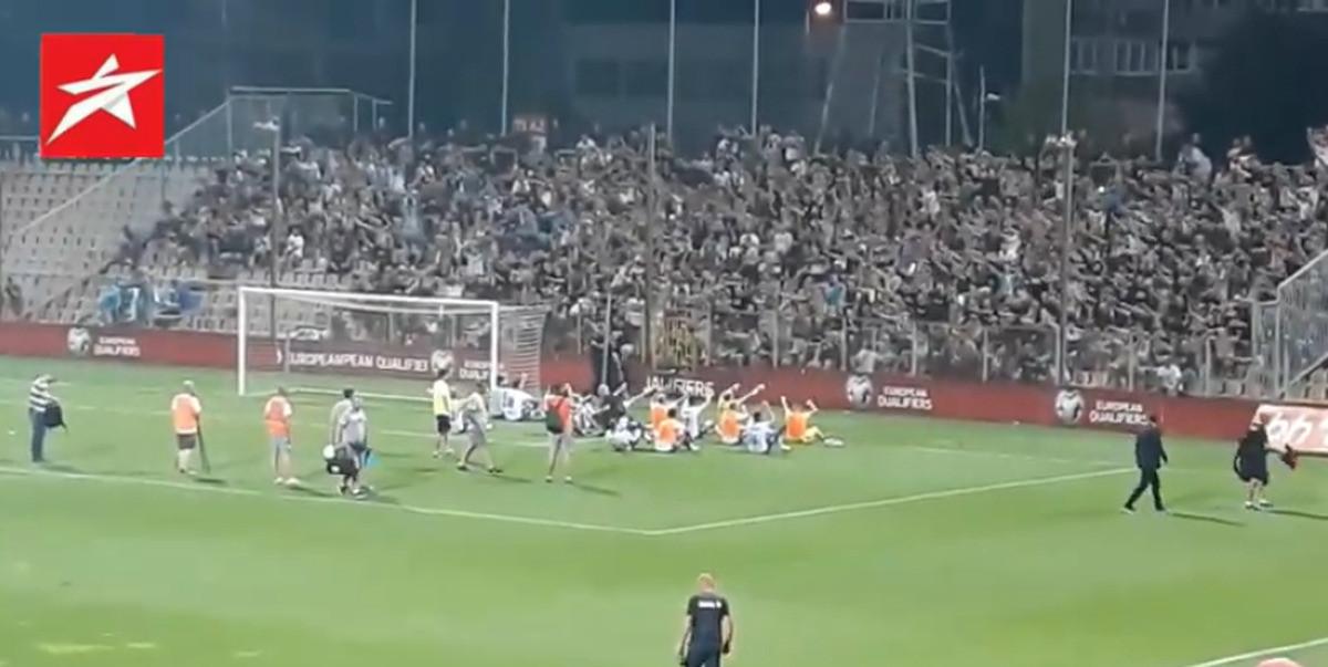 Igrači Želje s Manijacima proslavili veliku pobjedu u Zenici