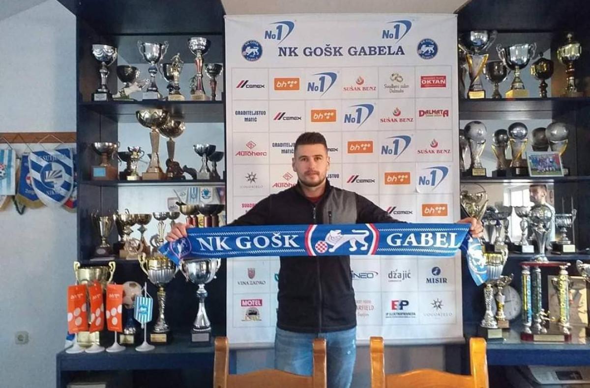Safet Šivšić potpisao za GOŠK